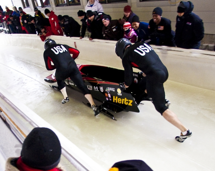 Bobsled World Championships